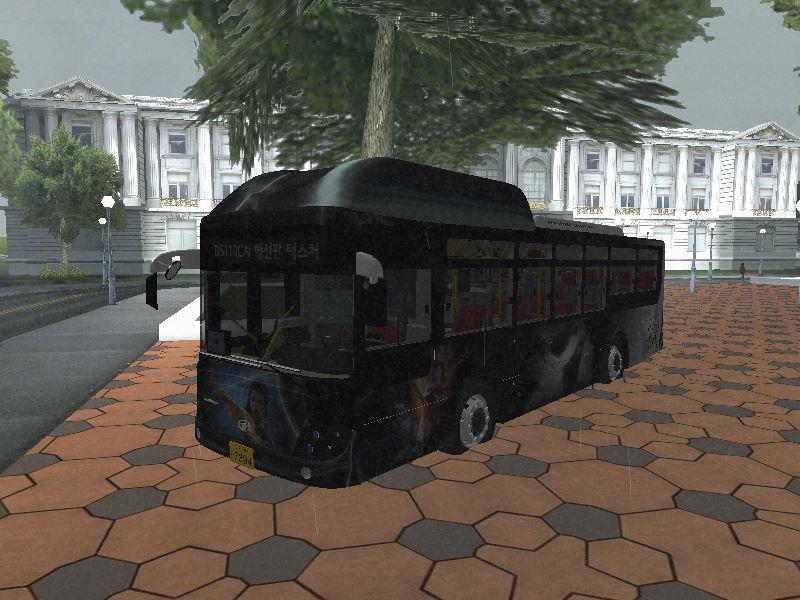 GTASA 夏のトラック・バス祭り 126