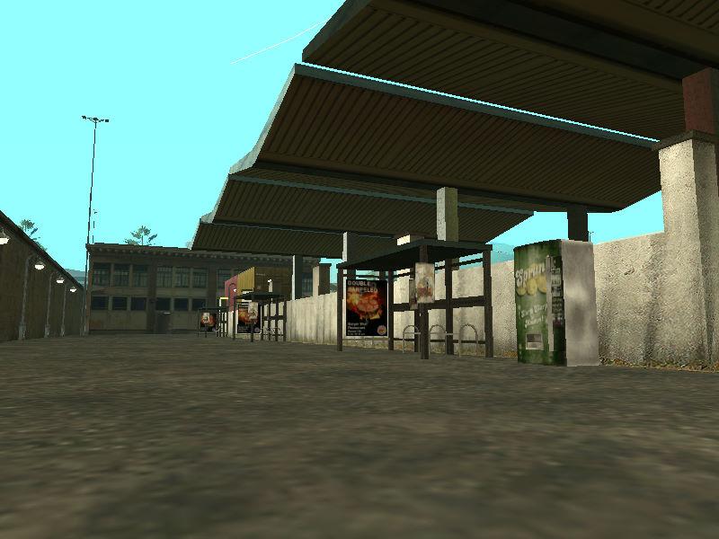 バスターミナル 3