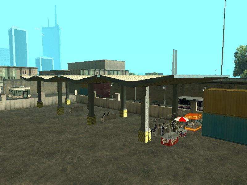 バスターミナル 5