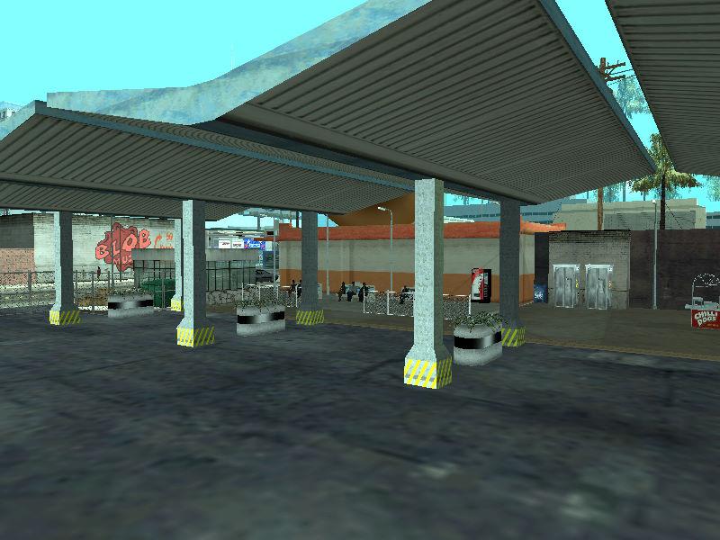 バスターミナル 10