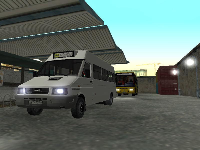 バスターミナル 37