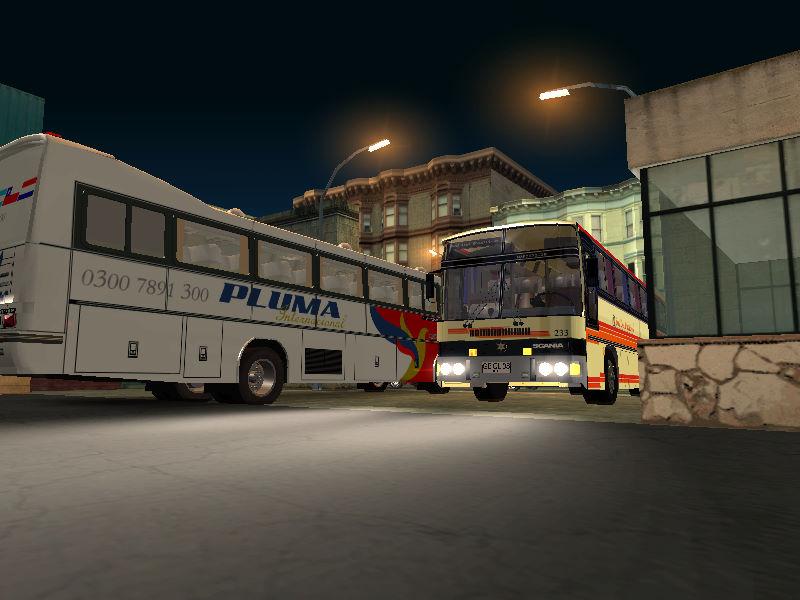 バスターミナル 38