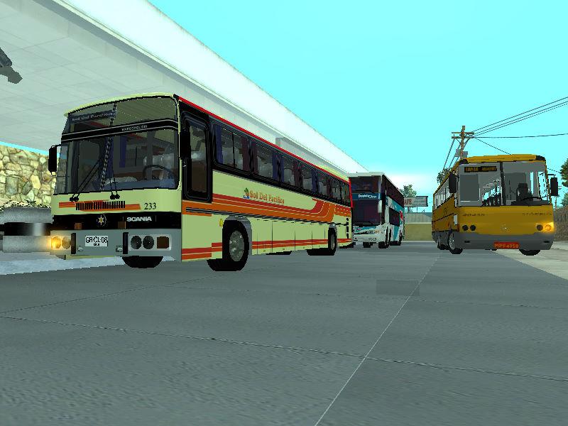 バスターミナル 52