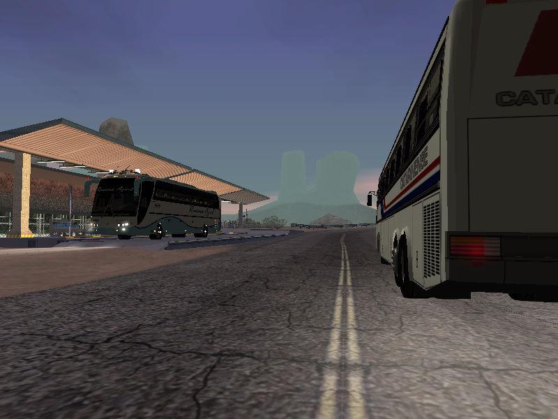バスターミナル 54