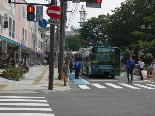 2012年9月22日 バス祭り1