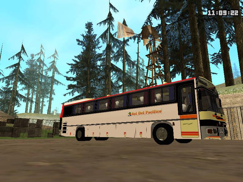 GTASAトラック・バス1