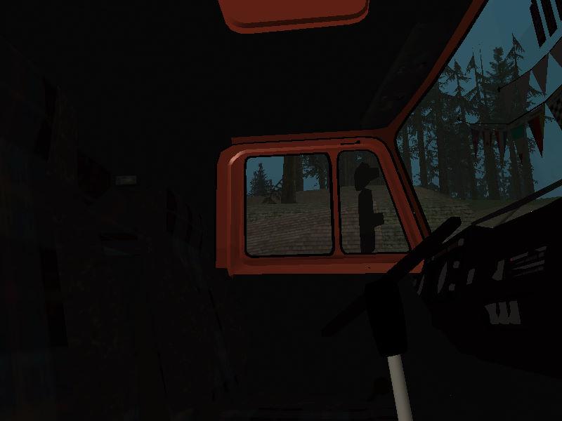 GTASA ロシアのトラック「ジル」12