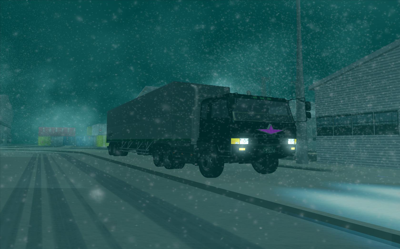 冬の幻想郷船団2