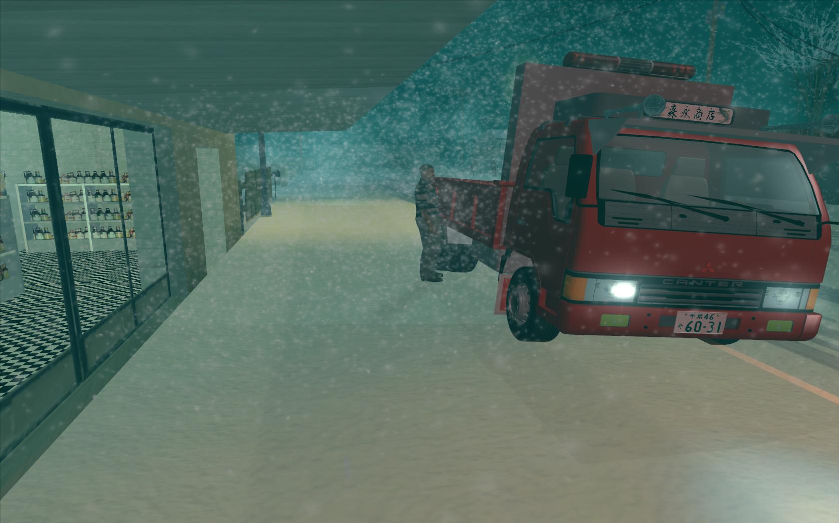 冬の幻想郷船団3