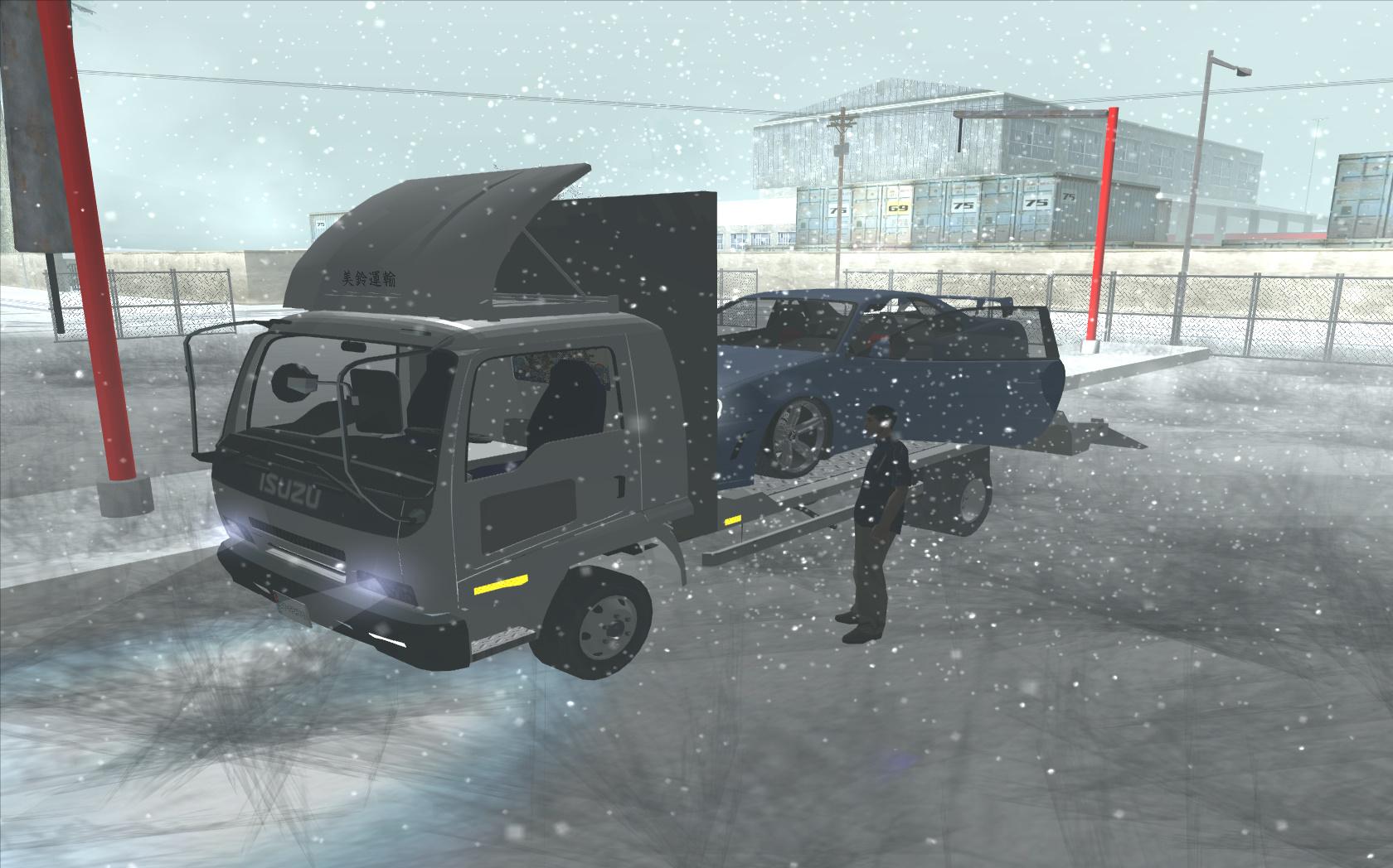 冬の幻想郷船団4