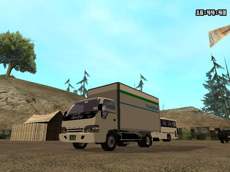 GTASAトラック・バス5