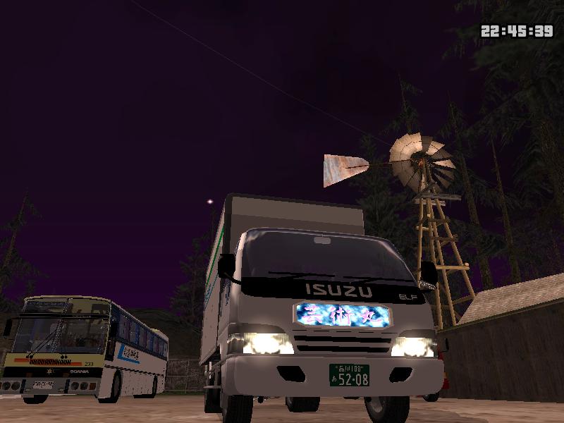 GTASAトラック・バス7