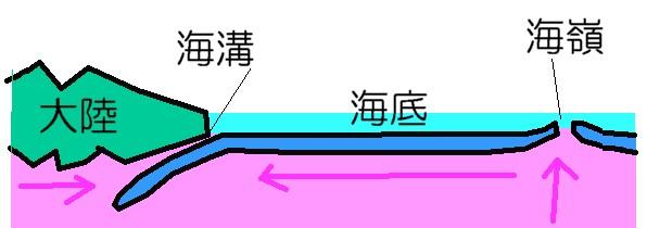 海底の一生