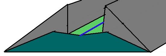 堤防を設置