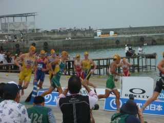 石垣島トライアスロン ワールドカップ