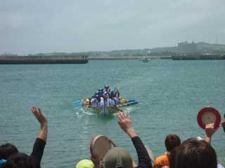 ハーリー 海神祭