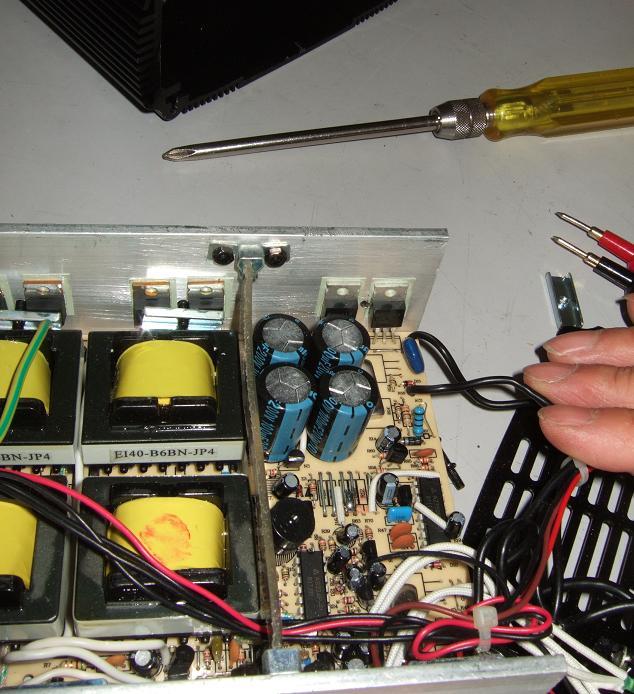 インバーター修理2