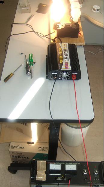 CD1000負荷テスト