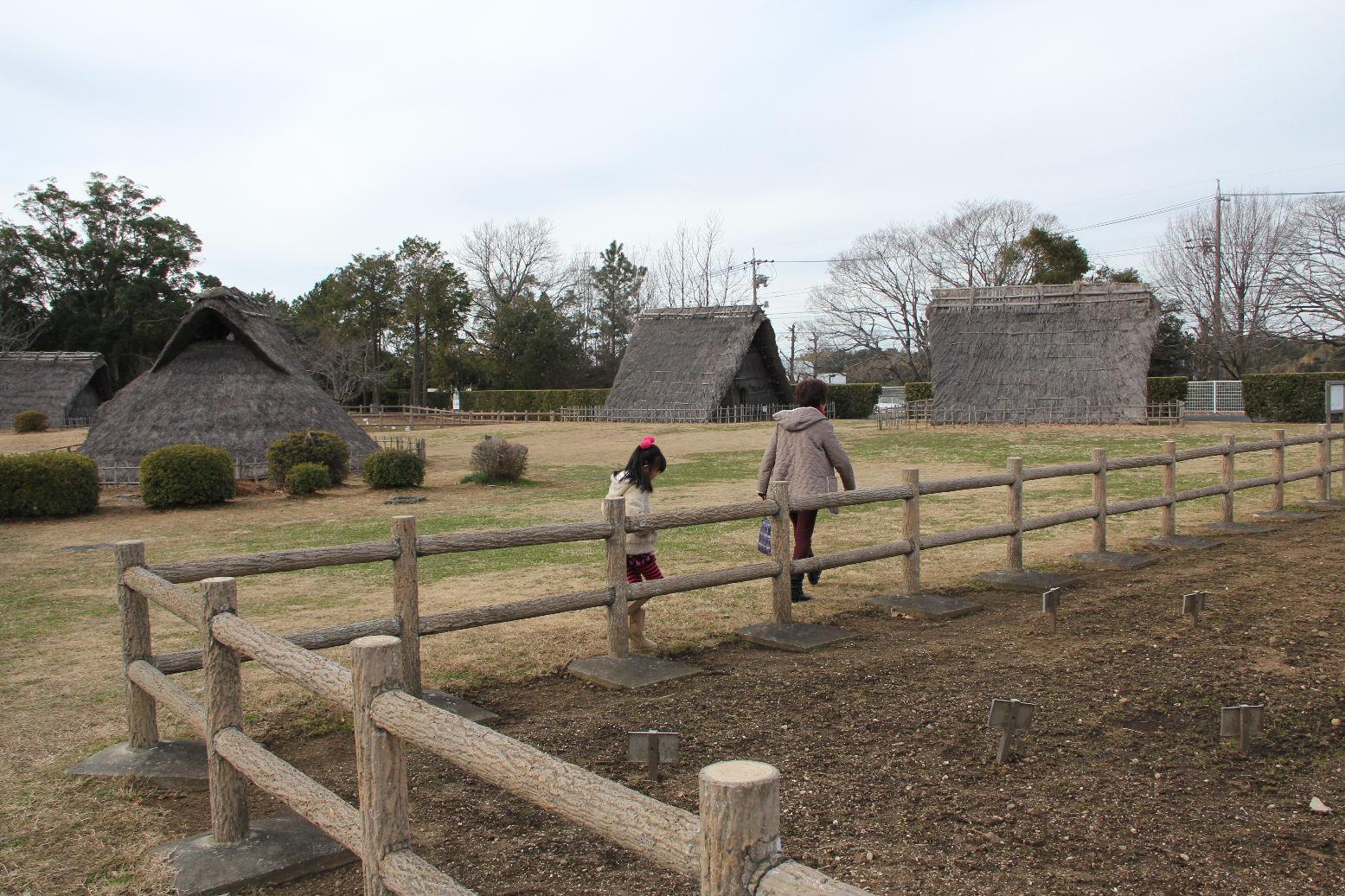 縄文式建物