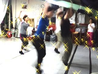 キラキラダンス2
