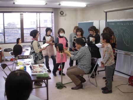 2012 秋 サロンスタイル カットセミナー 富山#4