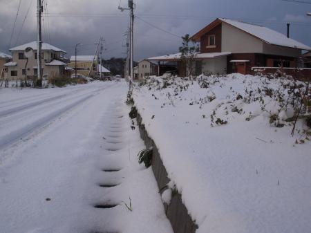 平成24年12月11日 雪景色#2
