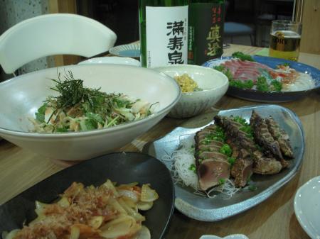 お食事会 平成25年3月26日 #2
