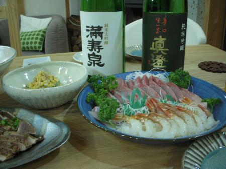 お食事会 平成25年3月26日 #3