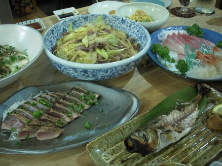 お食事会 平成25年3月26日 #4