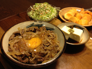 Oct24_牛丼
