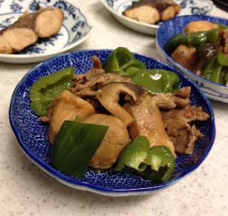 Nov04_ぶりと里芋の煮物