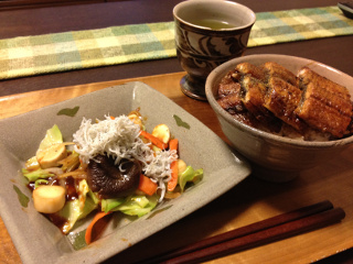 Jan19_しらすのせ野菜炒め