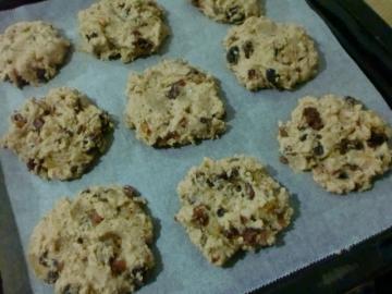 シナモンドロップクッキー