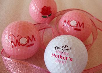 ゴルフが大好きなお母様に! ゴルフ・母の日!