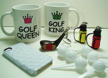 ゴルフ雑貨のヤードセール!