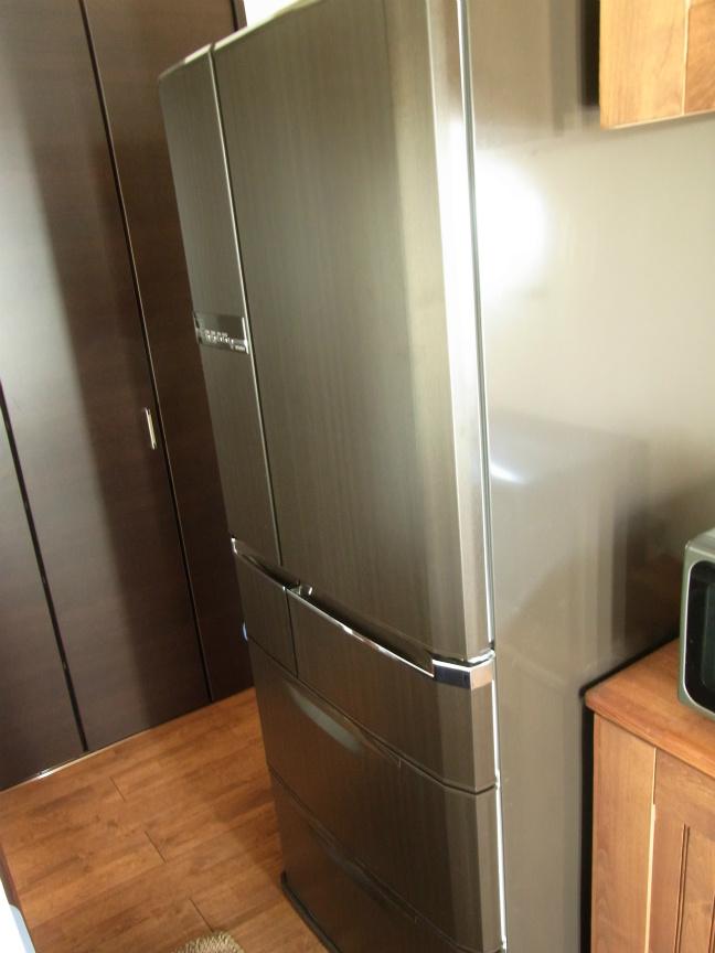 冷蔵庫正面