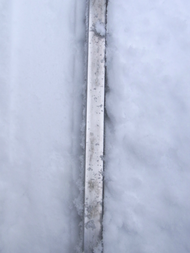 雪庇カッター 骨