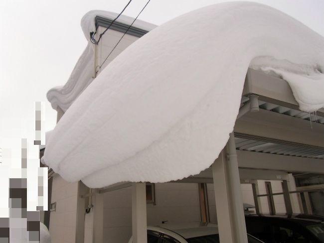 超雪 カーポートせっぴ