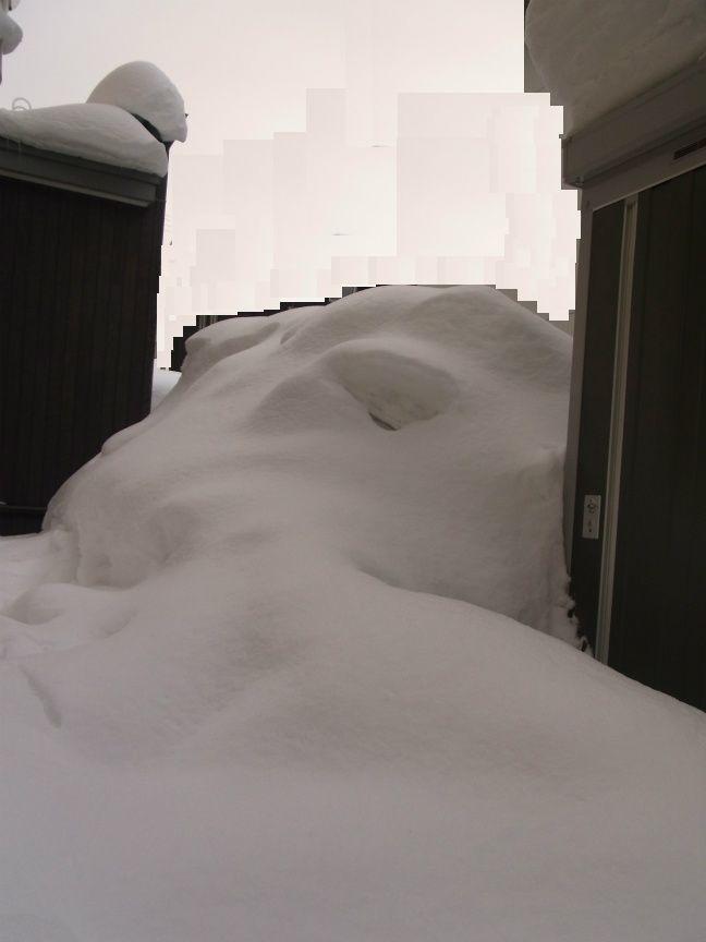超雪 家裏