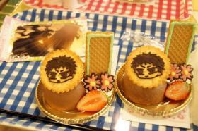 「山崎流・忍法畳返し!」山崎のチョコムース