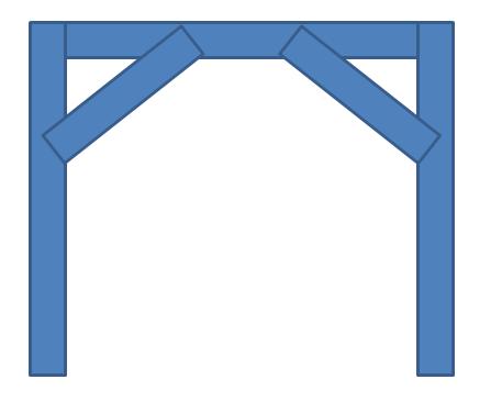 トンネル補強案