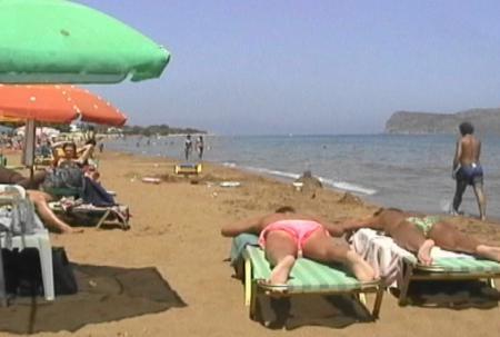 ハニア スタロスビーチ