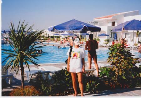 コス島のホテル