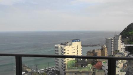 カターラ福島屋 部屋の眺め