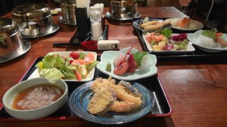 カターラ福島屋 夕食バイキング