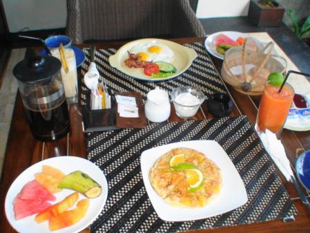 2009カジャネ朝食