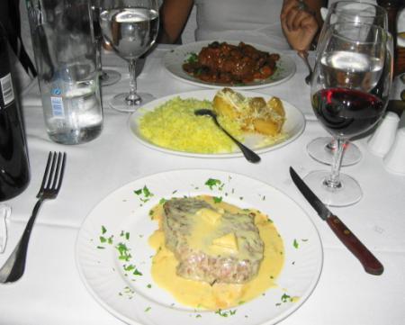 シェマリアのステーキ 2005年