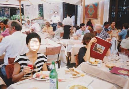 ローマ サバチーニレストラン