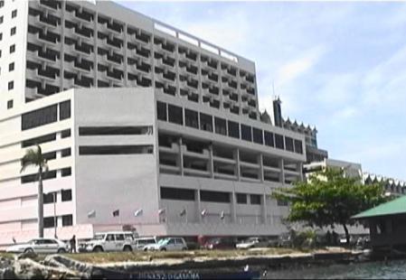 コタキナバル ハイアットホテル
