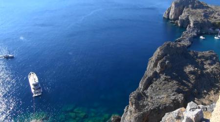 アクロポリスからの眺め 海